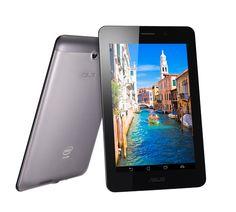 Tablet e recursos Asus FonePad