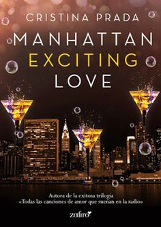Libros letras y mucho más : Manhattan Exciting Love de Cristina PradaNombre or...