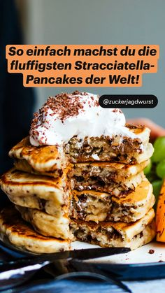 Vegan Breakfast Recipes, Snack Recipes, Cooking Recipes, Vegan Sugar, Sweet Breakfast, Vegan Sweets, Vegan Chocolate, Food Inspiration, Sweet Recipes