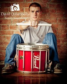 senior picture ideas guys marching band - Google Search