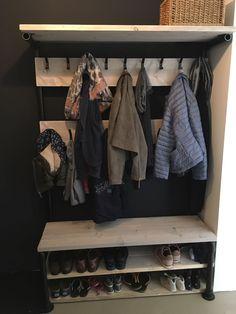 Coat Hanger, Wardrobe Rack, Garage, Organization, Closet, Furniture, Ideas, Home Decor, Cloakroom Basin