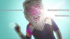 """It gets easier..."" - Jogging Baboon, BoJack Horseman [1290x727] : QuotesPorn"
