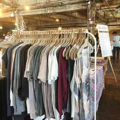 We are all set up at the Greenpoint Loft and ready for you! Come shop from 1-7pm today at the GREENPOINT SPRING MARKET 2016 {67 West Street Brooklyn NY} @greenpoint_loft  #janeandrocco #greenpoint #greenpointers #spring #springmarket #springtime #bk #shoplocal #ecoclothing #nontoxic #ecographictee #gogreen #sustainable #sustainability #everydayisearthday #followme #followus #smallbusiness #supportthelocals #supportsmallbusiness #yoga #yogaclothes #yogaeverydamnday #namaste #wanderlust…