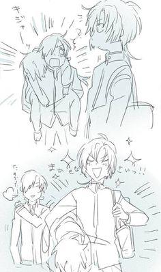 Akatsuki no Yona / Yona of the dawn anime and manga || Jaeha and Kija