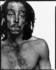 Coal miner, Colorado, 1979  Richard Avedon