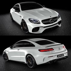 These incredible Mercedes-AMG E63 S Coupe renderings show why it MUST happen See more at Zero2Turbo.com #MercedesAMG #E63S #Coupe #Rendering