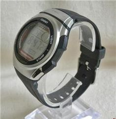 Another view of Casio Men's WV58A-1AV Atomic watch
