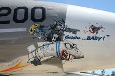 "F-14 TOMCAT - ""Gotcha.....Baby"""