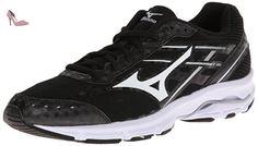 Mizuno Wave Unite 2 Hommes US 14 Noir Chaussure de Course UK 13 EU 48 - Chaussures mizuno (*Partner-Link)