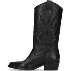 Black leather cowboy boots (36,37,38,39,40,41,42) Manfield#black #boots #cowboy #leather #manfield Desert Boots, Stilettos, Leather Bag, Black Leather, Skin Structure, Chelsea, Flawless Skin, Flawless Makeup, Elegant