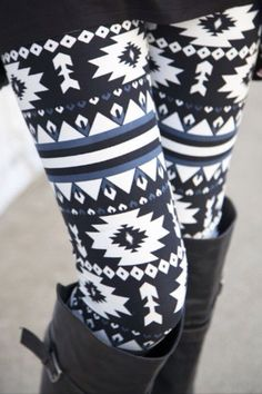 What to Wear with Leggings ? Looking for pointers on what outfits to wear with leggings? Leggings can be comfy and trendy staples. Winter Leggings, Cute Leggings, Floral Leggings, Tight Leggings, Tribal Leggings, Black Leggings, Patterned Leggings, Awesome Leggings, Workout Leggings