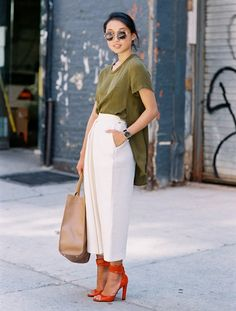 Khaki Fashion Trend (5)
