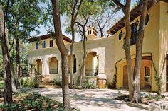 Spanish Hacienda :: Near San Antonio, Texas