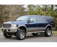 big trucks and girls Ford Diesel, Diesel Trucks, Ford Classic Cars, Classic Trucks, Ford Pickup Trucks, Chevy Trucks, Lifted Trucks, Truck Drivers, Ford Excursion Diesel