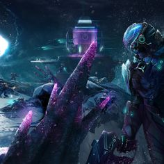 Planetside 2 Sci-Fi Wallpaper. Planetside 2 Game, Sci-Fi Wallpaper