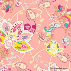 Sugar Warm Whipped Florets by Art Gallery Fabrics