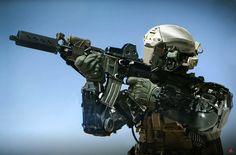 Infantry Robot