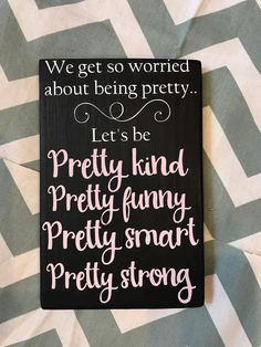 No truer words! This saying is the base of our business and what I plan to teach my little girls about being pretty! #bekind #raisinggirls #raisekindkids #teamlulapretties #baconbuilders