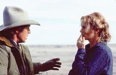 Steve McQueen, Linda Evans | Tom Horn | 1980 | as Tom Horn Tom Horn, Linda Evans, Steve Mcqueen, Panama Hat, Cowboy Hats, Toms, Dress, Dresses, Vestidos