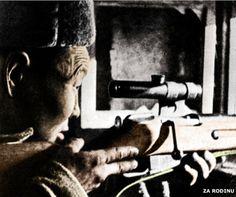 Soviet sniper - Ivan Kulbertinov ww2 - 487 kills - 7eme régiment parachutiste de la Garde