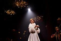 Photo 6 of 9 | Denée Benton as Natasha in Natasha, Pierre and the Great Comet of 1812. | Show Photos: Natasha, Pierre and the Great Comet of 1812 | Broadway.com