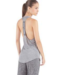 Camiseta goma espalda - OYSHO