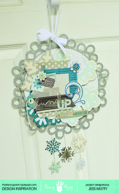 Bundle Up Décor by Jess Mutty using the Timber Grove Collection by FancyPantsDesigns.com
