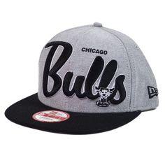 Chicago Cubs Black Retro Scholar 9FIFTY Snapback Cap by New Era $29.95