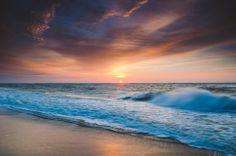 Long Island Sunrise - Jones Beach