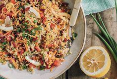 Salada de quinua e abobrinha