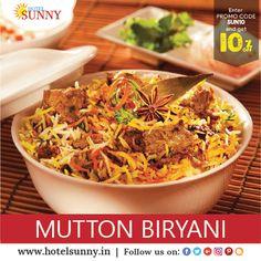 ORDER ONLINE & GET 10% OFF Website - www.hotelsunny.in For reservation: 2522-5616/3549  #hotelsunny #tasteofmumbai #offer #keralafood #tasteofkerala #foodblogger #mymumbai #foodie #yummy #fooddelivery #zomato #kerala #tastyfood #bandra #dadar #kurla #delicious #biryanilover #muttonrice #muttonbiryani