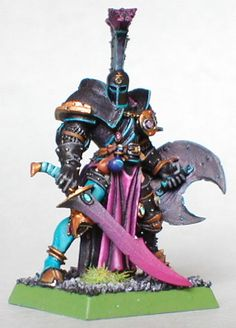 Slaanesh Champion - Games Workshop