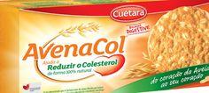 AvenaCol, as primeiras bolachas que ajudam a reduzir o colesterol