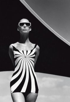 beachwear - photo f. gundlach 1966 Love this swimsuit! - - beachwear – photo f. gundlach 1966 Love this swimsuit! Women's vintage summer swimwear fashion photography photo image Source by Beauty And Fashion, Mod Fashion, 1960s Fashion, Fashion Vintage, Trendy Fashion, Fashion Ideas, Fashion Images, White Fashion, Fashion Pictures
