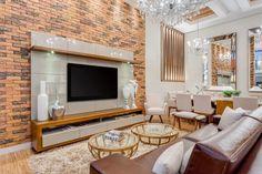 Busca imágenes de diseños de Salas estilo moderno de Ideatto Móveis e Decorações. Encuentra las mejores fotos para inspirarte y crear el hogar de tus sueños.