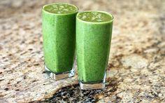Lungenentschlackung Grüne Smoothies Formel