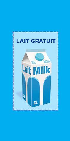 2 litres de lait gratuit avec achat.  http://rienquedugratuit.ca/nourriture/2-litres-de-lait-gratuit-avec-achat/