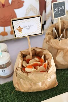 Farmyard Birthday Party | Kara's Party Ideas