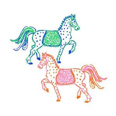 2 files included for the price of 1.  INSTANT DOWNLOAD (no physical items sent) - pink and green preppy horse clip art perfect for transferring onto t-shirts, decorating, planner stickers, card making, digital scrapbooks, journal stickers, party supplies, web design, invitations, blogs, classroom decorations, party invitations etc. 1 image provided in PNG format with transparent background. PSD / SVG / DXF / EPS / AI also available if required, just ask :)  You can use thi...