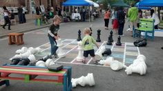 tactical urbanism park - Google Search