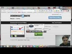 screencast-o-matic martin local Flipped Classroom, Videos, Audio, Tools, Video Clip