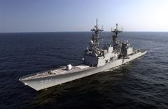 USS Nicholson (DD-982) (Spruance class destroyer)