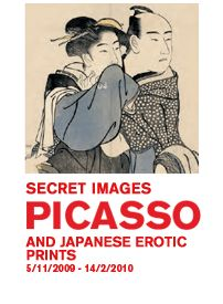 Secret Images. Picasso And Japanese Erotic Prints / 2009