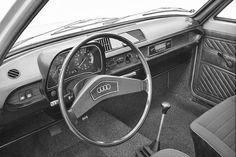 Audi 50 (1975)☺