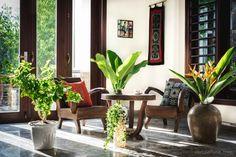 Vietnamese house_Indoor plants_Indiechine_Interior_design