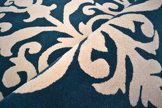 hand tuft carpet 100% wool detail - Bic-Carpets