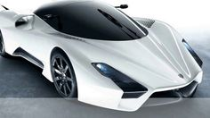 The newest offering from Shelby Super Cars (SSC), the 2012 SSC Tuatara. This car… Das neueste Angebot von Shelby Super Cars (SSC), der 2012 SSC Tuatara. Mit diesem Auto soll der Bugatti Veyron SS als schnellstes Auto der Welt abgesetzt werden. Luxury Sports Cars, Bugatti Veyron, Bugatti Royale, Supercars, F12 Berlinetta, Ford Excursion, Roadster, Super Sport Cars, Sweet Cars