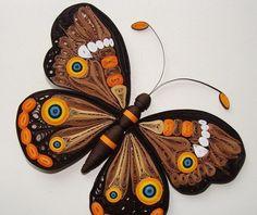 Quilling butterflies1452