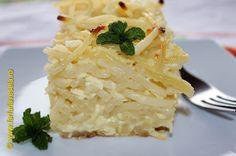 Farfuria vesela: Macaroane cu branza la cuptor Romanian Food, Mac And Cheese, Risotto, Deserts, Bread, Make It Yourself, Cooking, Ethnic Recipes, Youtube
