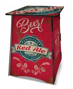 Banco/Mesa Bipo Red Ale